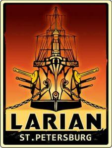 Larian Петербург_logo 1